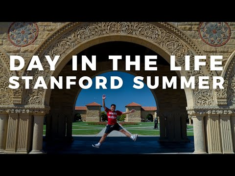A Day of Classes at Stanford University