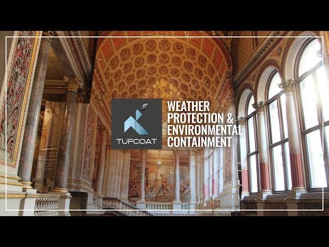 Foreign and Commonwealth Office - Grand Staircase - Printed Shrink-Wrap Wraphix™