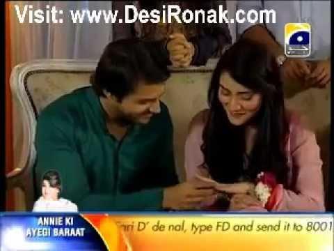 Ishq Sataye Kabi, Ishq Rulaye Kabi   Song From Annie Ki Aayegi Baraat By Geo TV   YouTube