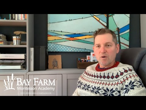 A message from Bay Farm Montessori Academy Head of School, Conrad Wildsmith - Bay Farm at Home