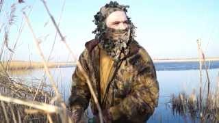 Охота на диких уток видео