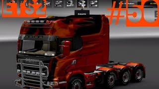 Scania Longliner ETS 2 Let´s Play mit TruckTV Teil 50