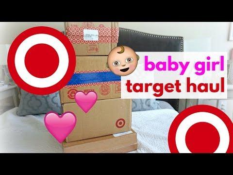 Target Haul For Baby Girl!   Summer 2017   Oh Joy! Cat & Jack + More!