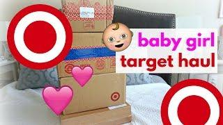 Target Haul for Baby Girl! | Summer 2017 | Oh Joy! Cat & Jack + More!