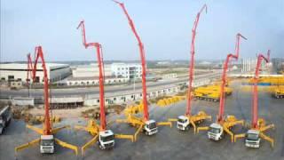 Construction Equipment:  Machines at Work