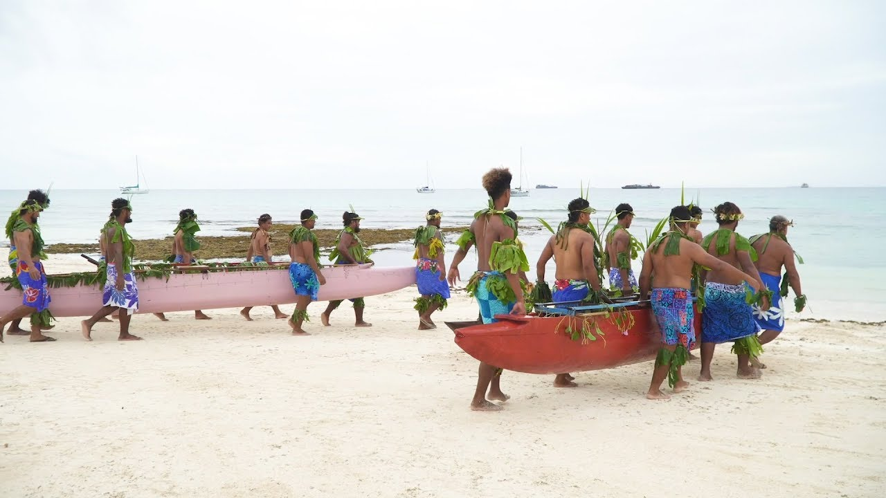 UN Chief on the Climate Frontlines – Tuvalu
