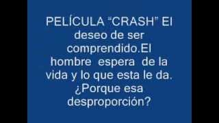1b-Película- CRASH