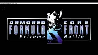 Armored Core Formula Front Opening