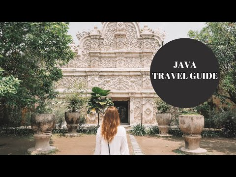 JAVA TRAVEL GUIDE: hotspots in Yogyakarta, Borobudur, Malang