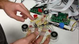 Active Magnetic Bearing: ECE 496, Fall 2012, Team MB2