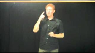 How to draw close to God 4of4 - Auslan Sermon