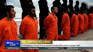 Libyan authorities trace 21 bodies of beheaded Egyptians in Sirte
