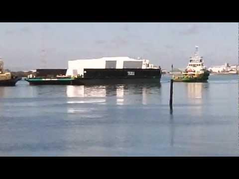 Port Adelaide Shipping _ (215) Toll Osborne, Toll Hobart & Burra.