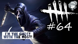 Dead By Daylight #64 - 4 KILLS WITH THE GHOST FACE