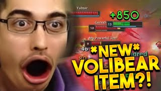 NEW GOREDRINKER ITEM IS PERFECT FOR VOLIBEAR @Trick2G