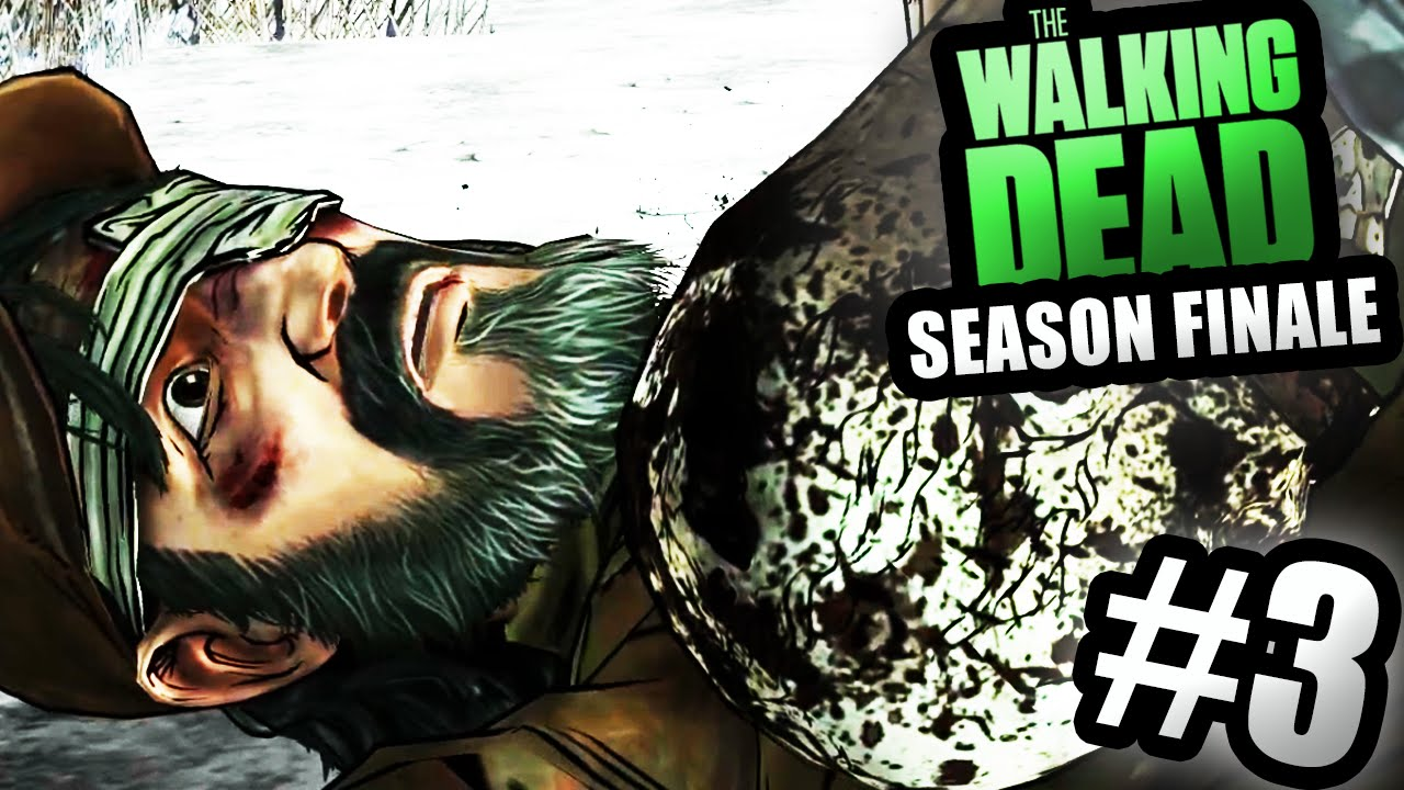 The Walking Dead Season 2 Episode 5 Full Episode Walkthrough - No Going Back