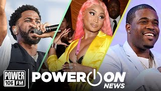 Meek Mill's Conviction Finally Overturned + Nicki Minaj Takes Over Power 106 To Drop Suge Remix