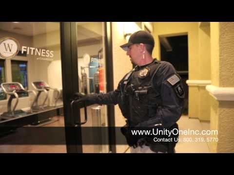 Best Las Vegas Private Security Patrol Service in Action | Unity One, Inc.