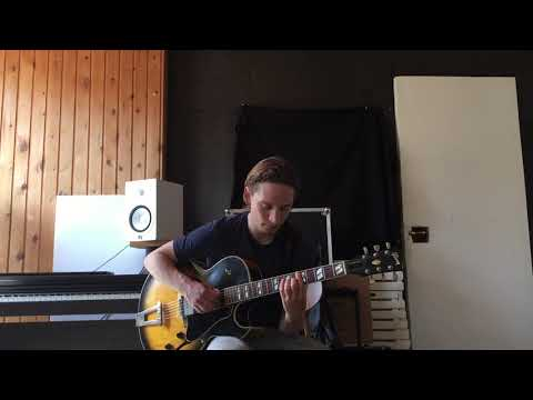 La mer - solo jazz guitar (chord melody) - YouTube