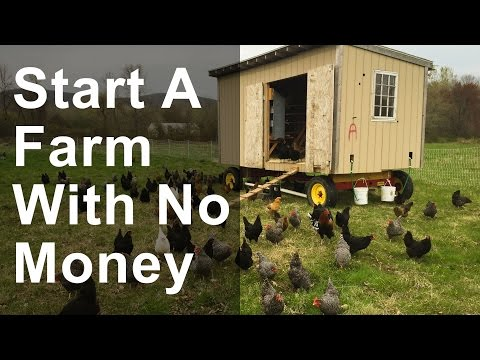 How to Start a Farm with No Money