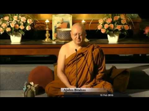 Ven Ajahn Brahm Pure Buddhist Guided Meditation and Discussion