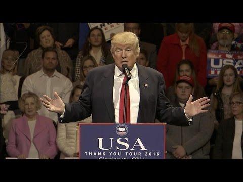 Trump announces he will appoint Gen. James Mattis to secretary of defense