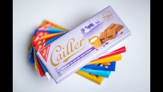Callier Chocolate Awards. Promotional Video.