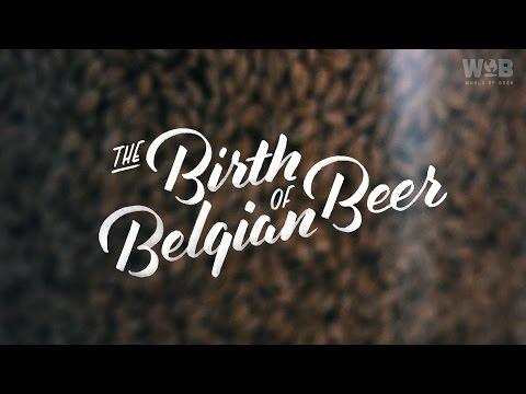 The Birth of Belgian Beer