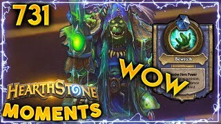HAGATHA IS PRETTY GOOD!! | Hearthstone Daily Moments Ep. 731