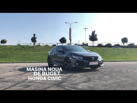 #192 Car vLog - MASINA NOUA DE BUGET HONDA CIVIC TURBO