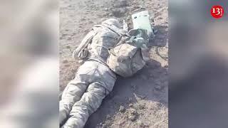 Армяне заминировали тела погибших азербайджанских военных