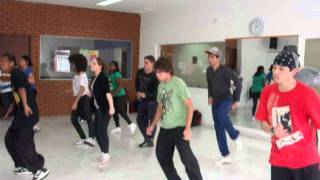 Coreografia Black Eyed Peas - XOXOXO - 1