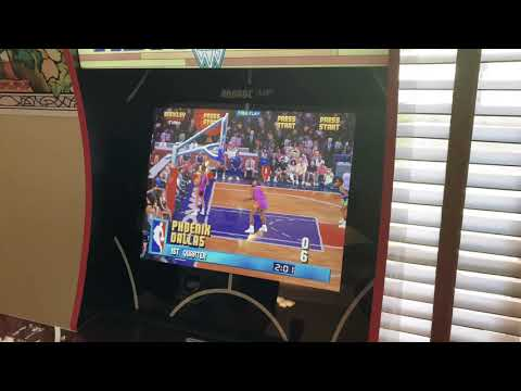 NBA Jam Arcade1up from JLS Gaming