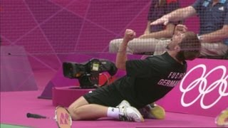 RUS v GER - Mixed Doubles Badminton Group A Full Match - London 2012 Olympics