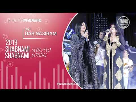 New Music Shabnami Surayo ft  Shabnami Sobiri - Dar nasibam 2019