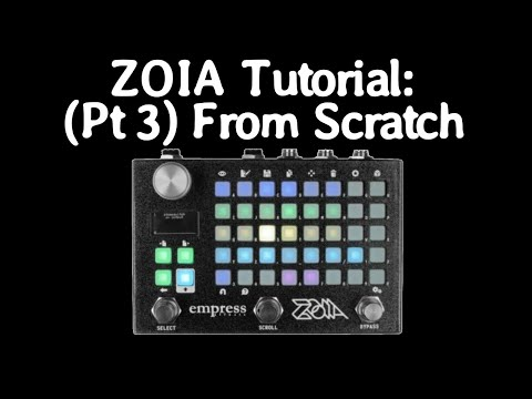 video empress zoia tutorial pt 3 synthesizer from scratch guitarpedals. Black Bedroom Furniture Sets. Home Design Ideas