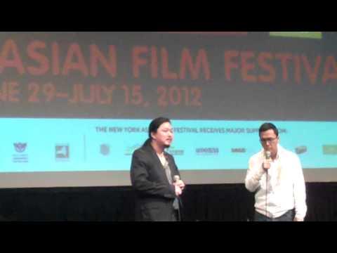Donnie Yen at New York Asian Film Festival 2012