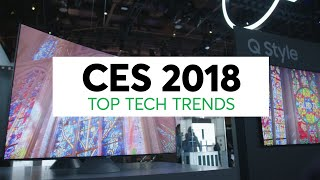 Tech Trends to Watch in 2018 | Consumer Reports