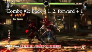Download Video Mortal Kombat Walkthrough - Kombatant Strategy Guide - Ermac MP3 3GP MP4
