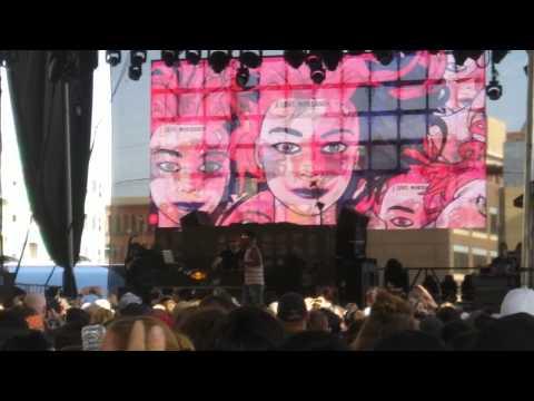 ILOVEMAKONNEN @ Mad Decent Block Party Dallas, Tx 2015 Part 2