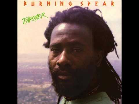 Burning Spear - Farover - 1982