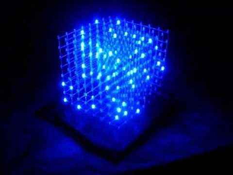 LED 3D Hiệu Ứng Đẹp