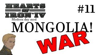 HOI4 - Modern Day Mod - Mongolia - Part 11