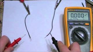 Baixar How to quickly determine the polarity of your DC power supply with a multimeter