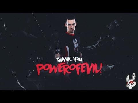 Misfits LoL   Thank you, PowerOfEvil