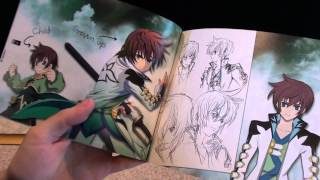 Tales of Graces f Special Day One Edition unboxing