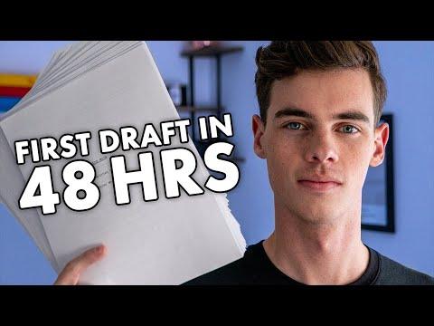I Wrote A Screenplay In 48 Hours