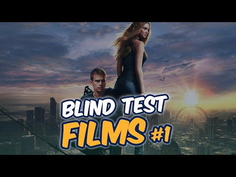BLIND TEST FILMS - (très) facile