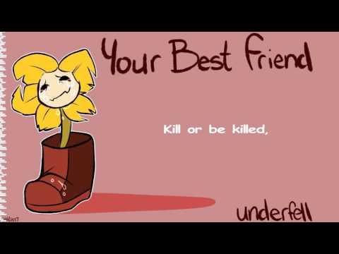 Shy Sings◆Your Best Friend{Attica Kish ver.}【Underfell】