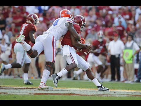 Florida Football All-Access: Alabama